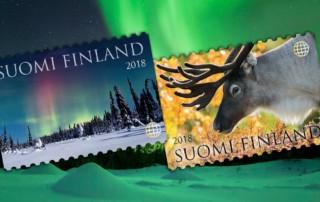vuoden 2018 joulupostimerkki Postimerkit ja leimat arkistot – Suomen postcrossingyhdistys ry vuoden 2018 joulupostimerkki