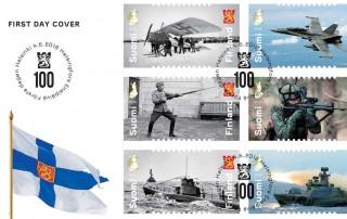 Puolustusvoimat 100 vuotta