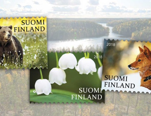 Ilmastonmuutoksen vaikutukset näkyvät syyskuun postimerkeissä