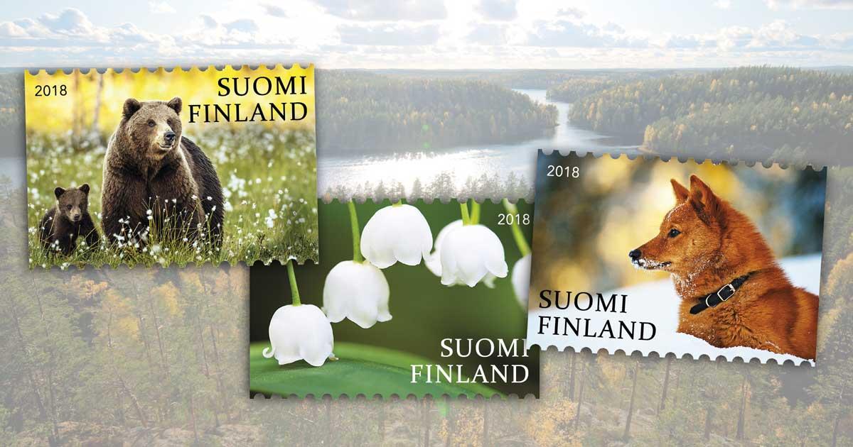joulu 2018 postimerkit Ilmastonmuutoksen vaikutukset näkyvät syyskuun postimerkeissä  joulu 2018 postimerkit