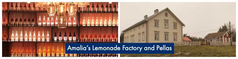 Aland 2019 - Amalia's Lemonade Factory and Pellas