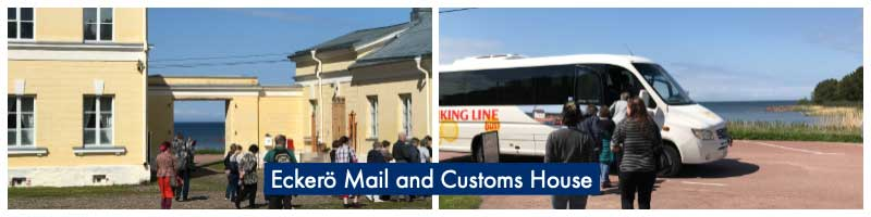 Aland 2019 - Eckerö Mail and Customs House