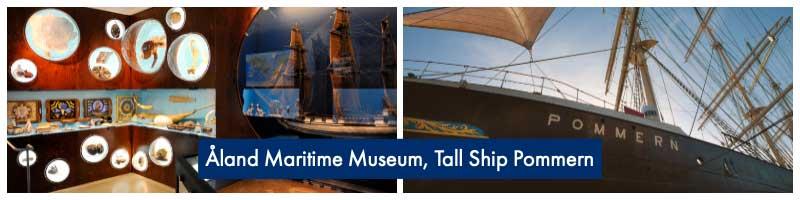 Åland 2019 - Åland Maritime Museum and Pommern