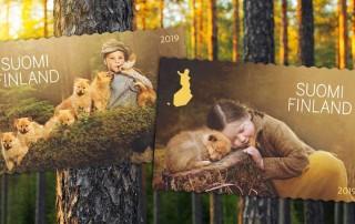 Loppuvuoden uudet postimerkit 2019