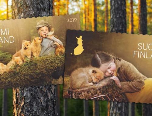 Uudet muumipostimerkit julkaistaan kesäkuussa