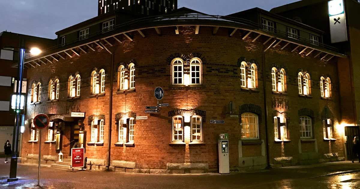 Ravintola Myllärit, Tampere